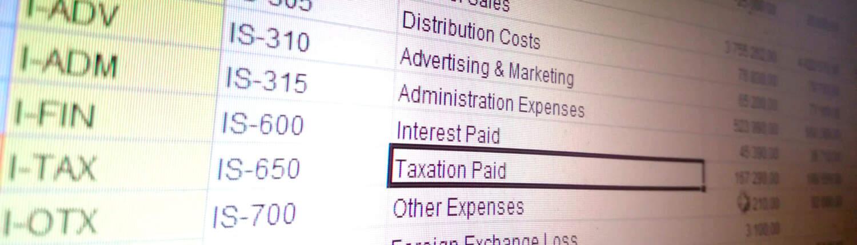Kunder i Excel